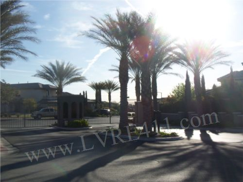 The gardens of summerlin