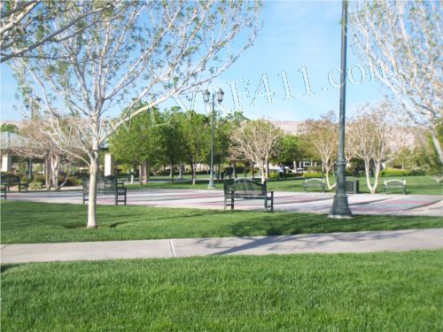 The gardens park in summerlin