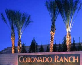 Coronado ranch homes in las vegas, nevada
