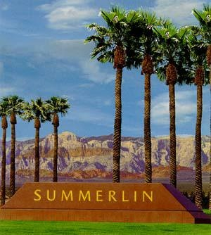 Summerlin Home Values