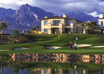 Red Rock Country Club Homes in Summerlin, Nevada